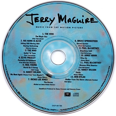 Collaborations Paul Mccartney Music From Jerry Maguire