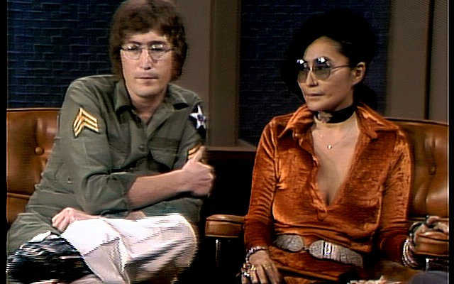 The dick cavett show john lennon